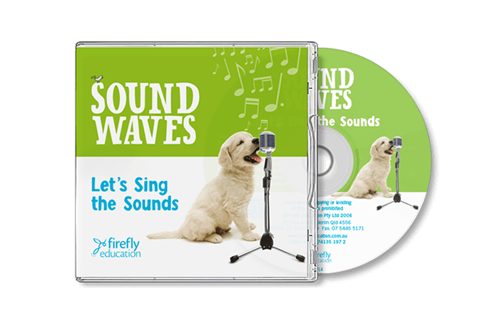 Let's Sing the Sounds CD
